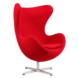 Arne Jacobsen Egg Chair - kašmír