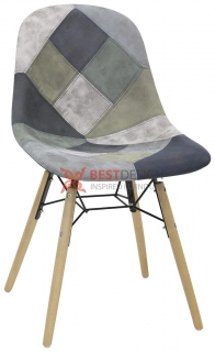 DSW Chair Patchwork
